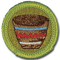 Basketry Badge Image