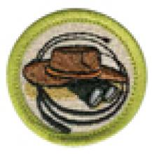 Exploration Badge Image