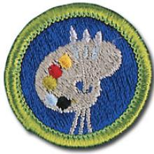 Art Badge Image