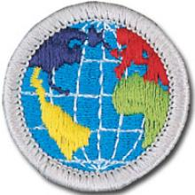 Citizenship in the World Badge Image