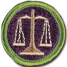Law Badge Image