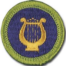 Music Badge Image