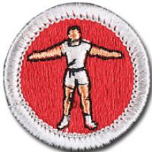 Personal Fitness Badge Image