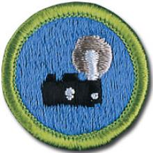 Photography Badge Image