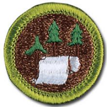 Pulp and Paper Badge Image