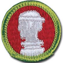 Sculpture Badge Image