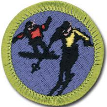 Snow Sports Badge Image
