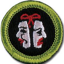 Theater Badge Image